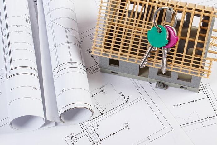 Budowa domu do stanu surowego zamkniętego – jak zabrać się za wykończenie domu w 5 krokach?