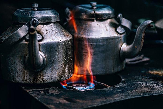 Ogrzewanie i ciepła woda uzyskiwane za pomocą jednego źródła ciepła
