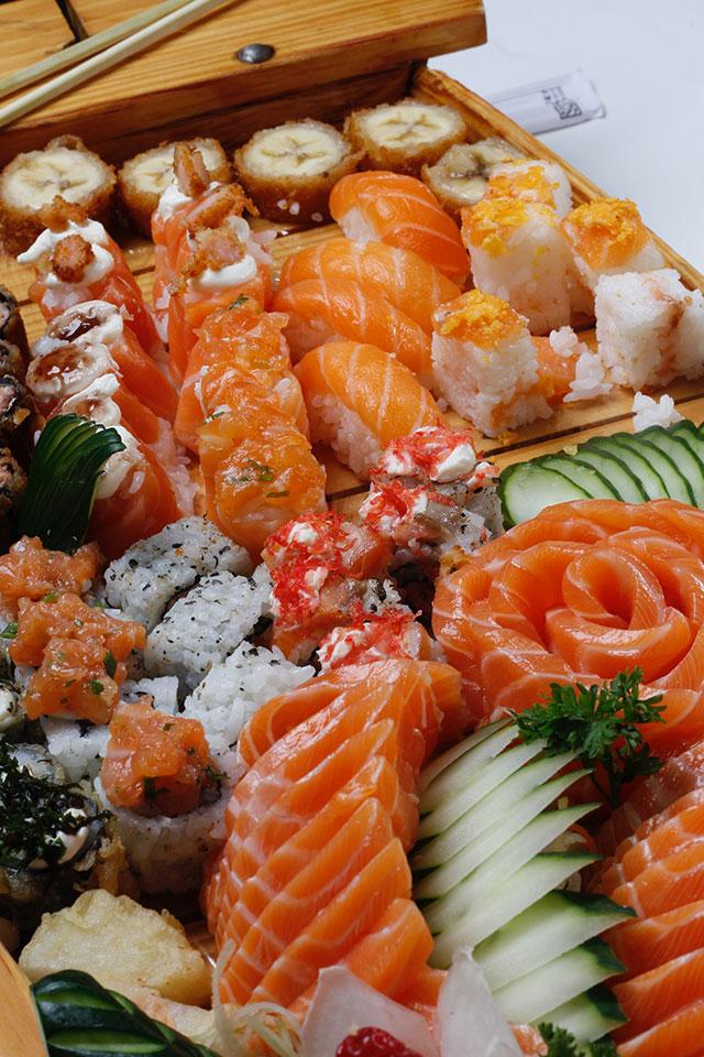 Jak zacząć swoją przygodę z sushi